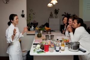 kaoru cooking class